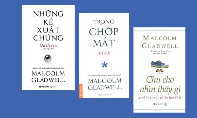 Những cuốn sách hay của Malcolm Gladwell