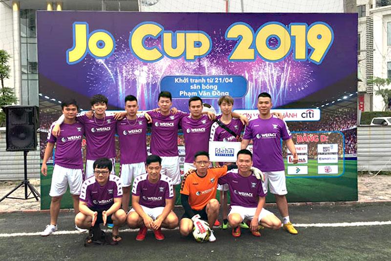 Deha Vietnam tham gia Jocup 2019