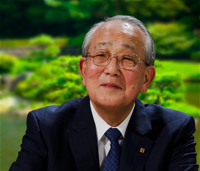 Tác giả Inamori Kazuo